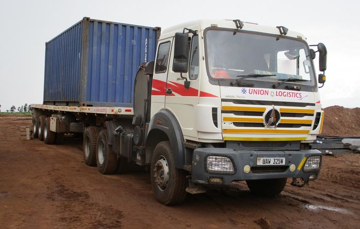 Rainbow exports first shipment from Gakara