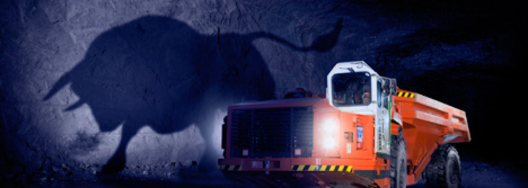 Sandvik launches underground trucks