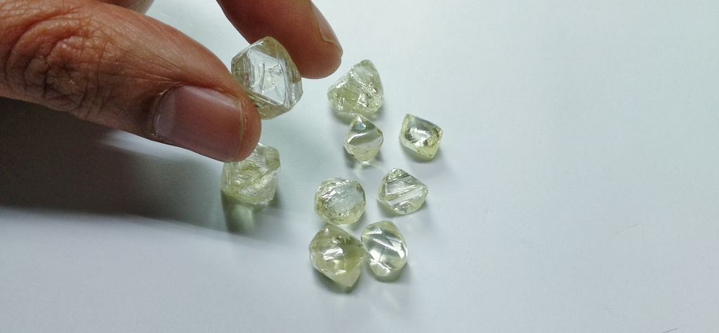 NGOs partner on artisanal diamonds