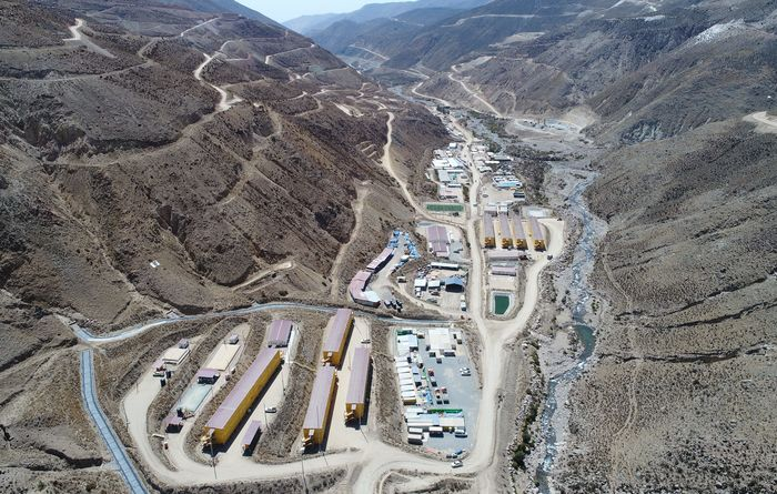 Fluor to design and build Quellaveco copper project