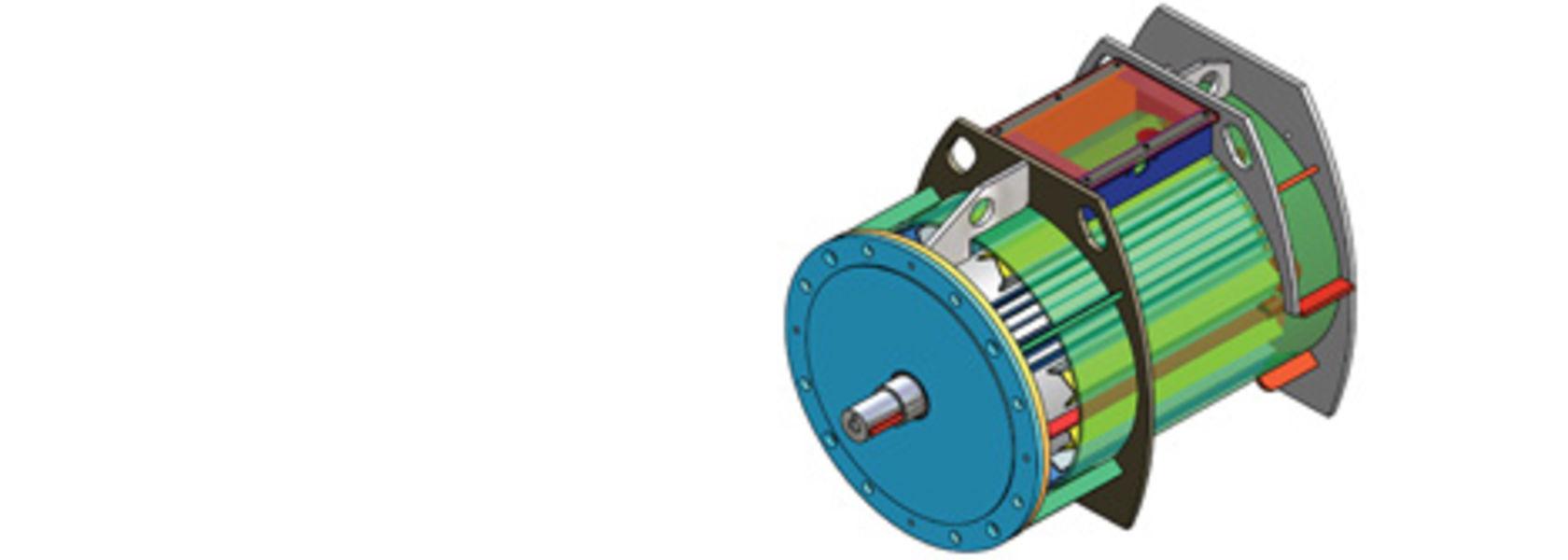 M&C launches scraper winch motor - Mining Magazine