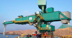 TAKRAF equips Chile copper project with port equipment
