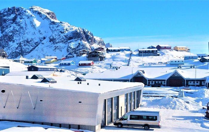US, Greenland institutions collaborate for education, training
