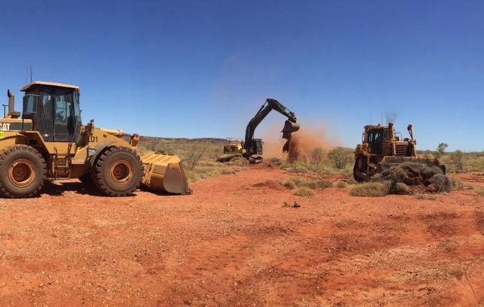 First ground broken at Pilgangoora project