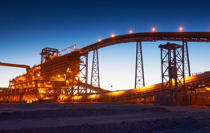 Mitsui agreement for BHP Spence mine