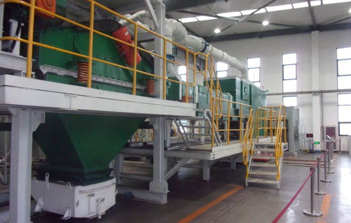Aury Africa trialling dry sorter in new year