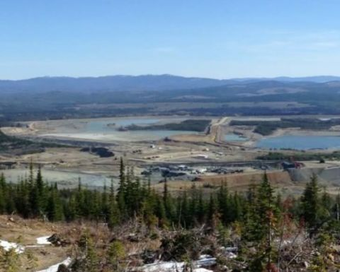 Centerra reduces operations at Mount Milligan