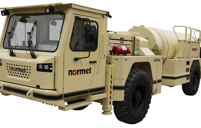 New powertrain tech for Normet M- and L-Series