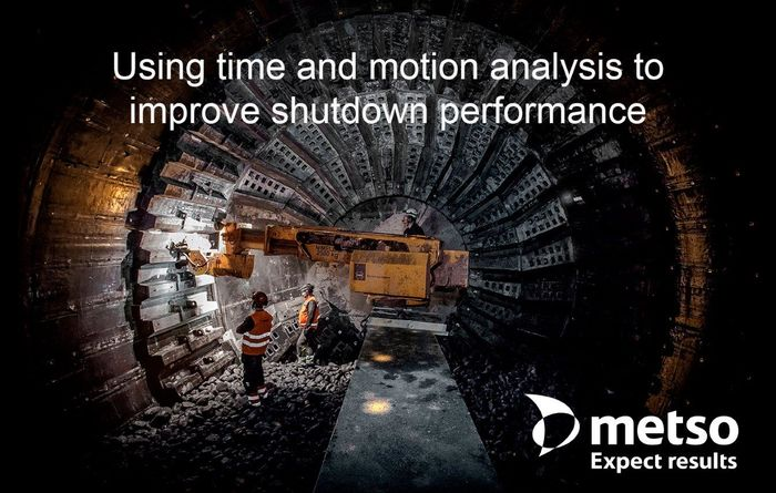 WEBINAR - Using Time and Motion Analysis to Improve Shutdown Performance