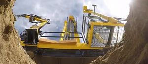 Komatsu adds Timberock International to fold