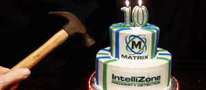 IntelliZone Proximity Detection - New Accessories Cap 10 Years of Innovation