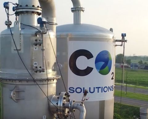 CO2 Solutions, Coal21 unveil enzymatic tech report findings