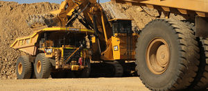 Caterpillar equipment and systems for Koodaideri