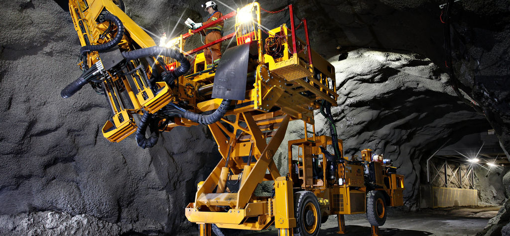 Running a next-gen mine