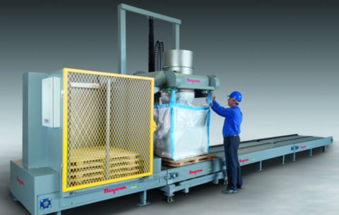 New bag filling system from Flexicon
