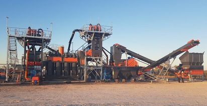 Centrex, CDE pair up for QLD phosphate plant