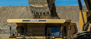 Finning snags Chile contract