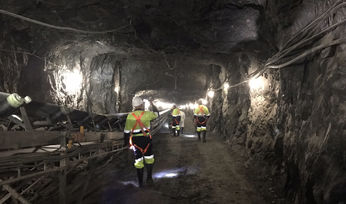 Caledonia gold production up