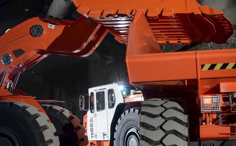 Sandvik partners with De Beers for Venetia expansion