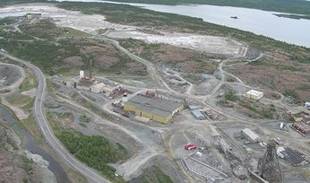 Canada taps Parsons for Giant mine rehabilitation