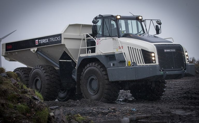 Terex Trucks teams up with Porter Group
