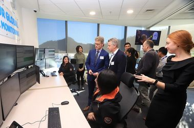 GroundProbe opens 24/7 monitoring centre in Santiago