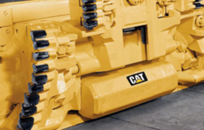 Cat's eleventh plow heads to China