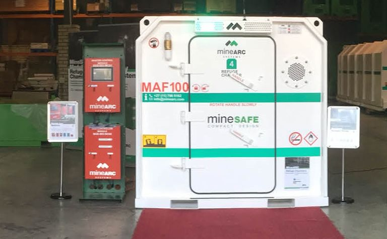 MineARC Africa hits milestone