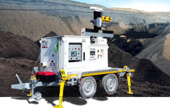 IDS presents latest slope-monitoring radar