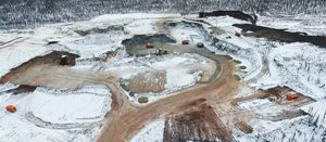 Alrosa cuts output forecast by 17%