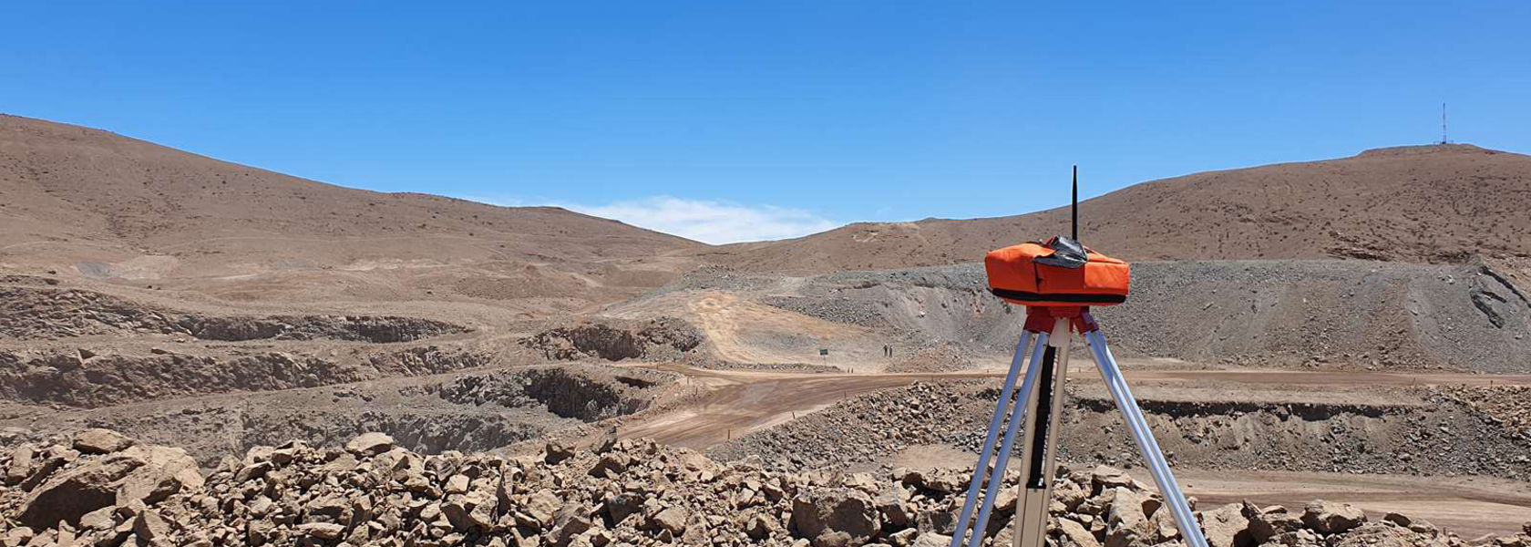 Open pit wireless detonation targets safety, productivity