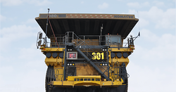 World's largest autonomous Komatsu truck starts up in Canada