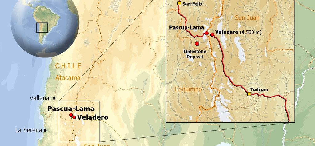 Court rules that Pascua-Lama has not damaged glaciers