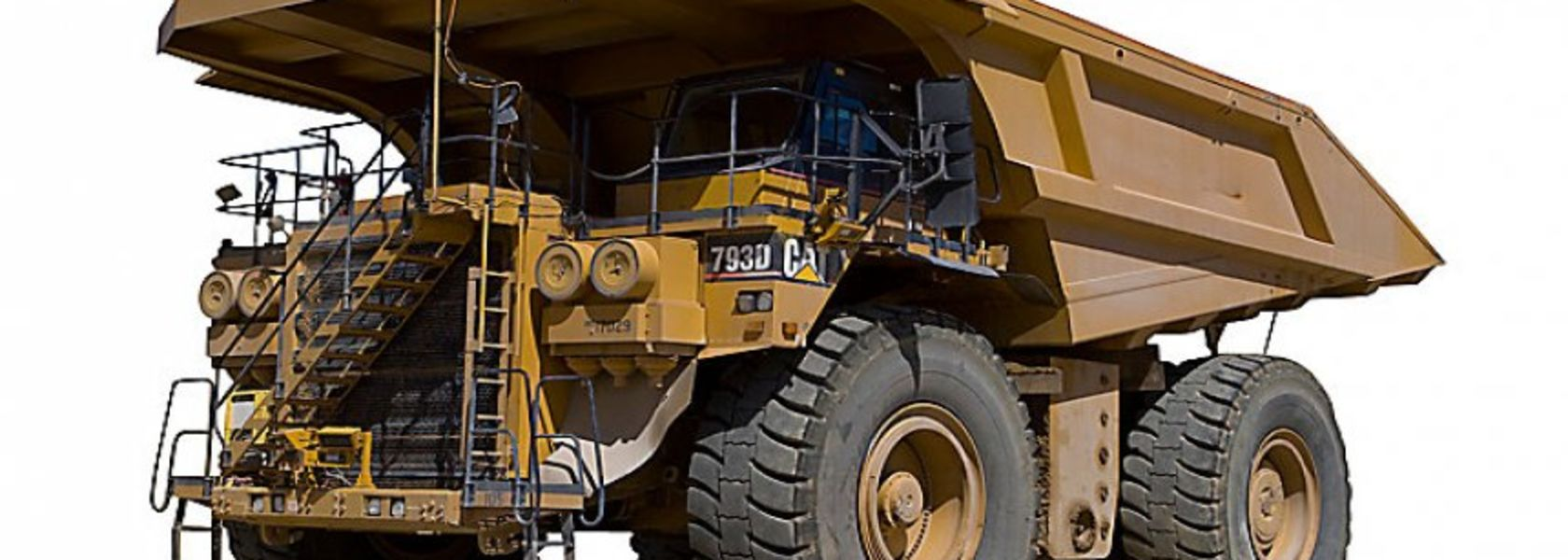 Cat truck gets new LNG option