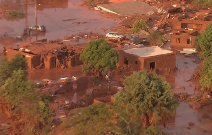 BHP sued in the UK over Samarco dam disaster