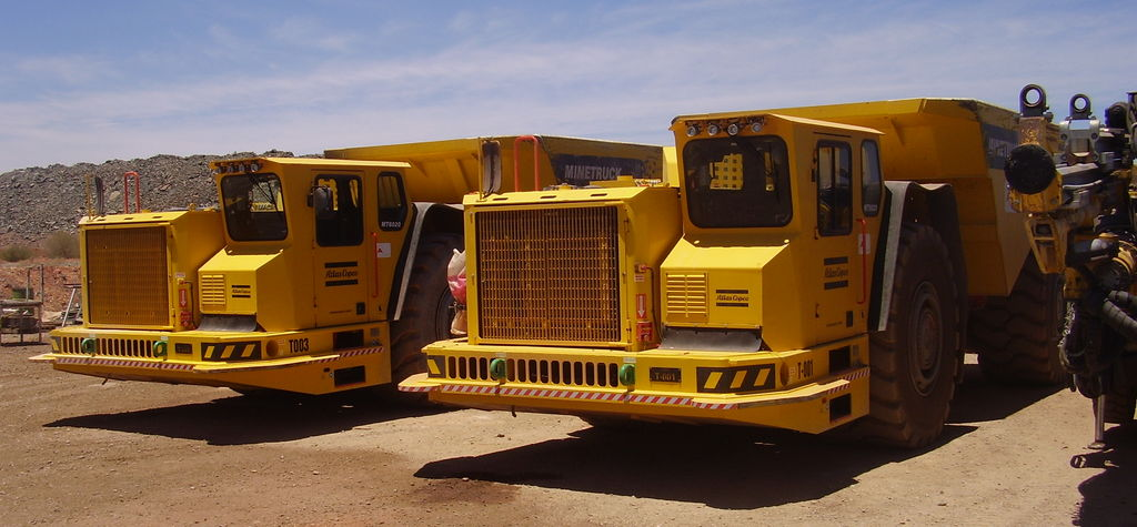 RCT system safeguards truck operators