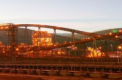 Fortescue orders thyssenkrupp gyratory crushers for Iron Bridge