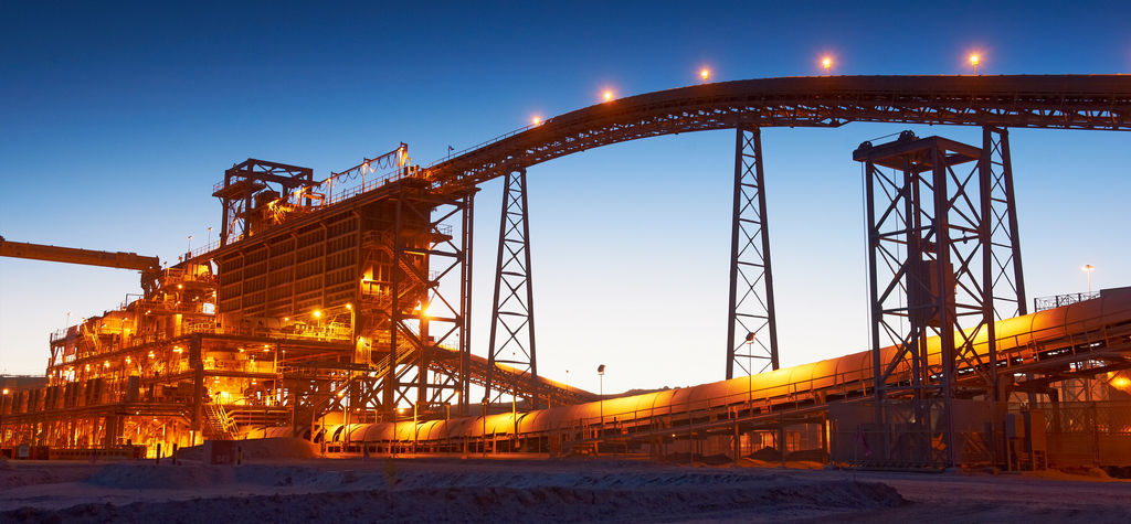Fluor picks up BHP Chile contract