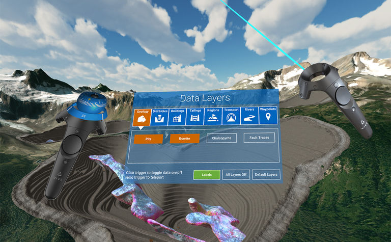 Maptek, LlamaZOO collab delivers data in 3-D
