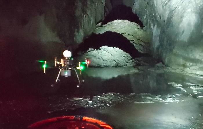 Rupert Resources uses Exyn autonomous drones at historic mine