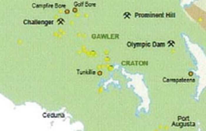 Low impact CSIRO gold extraction process to be assessed at Tunkillia