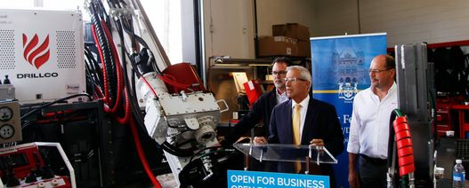 Ontario invests in North Bay businesses