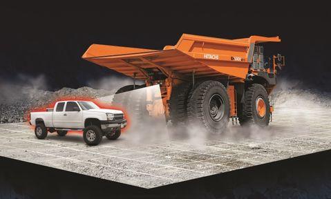 Top trucks - Mining Magazine