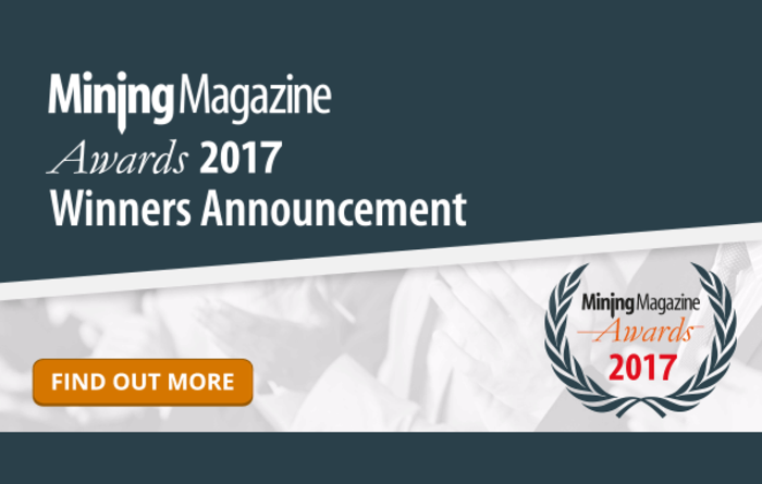 Mining Magazine awards 2017: the winners
