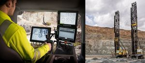 Anglo orders Epiroc rigs for Quellaveco