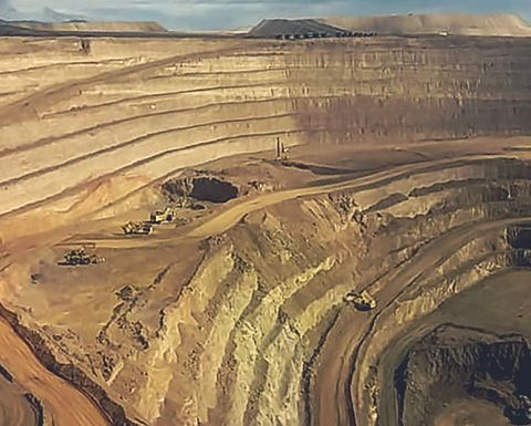 Thiess continues work at Encuentro