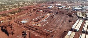 Fluor awarded contract for BHP South Flank project