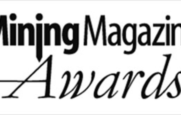 Mining Magazine Awards 2012 - Voting is now closed