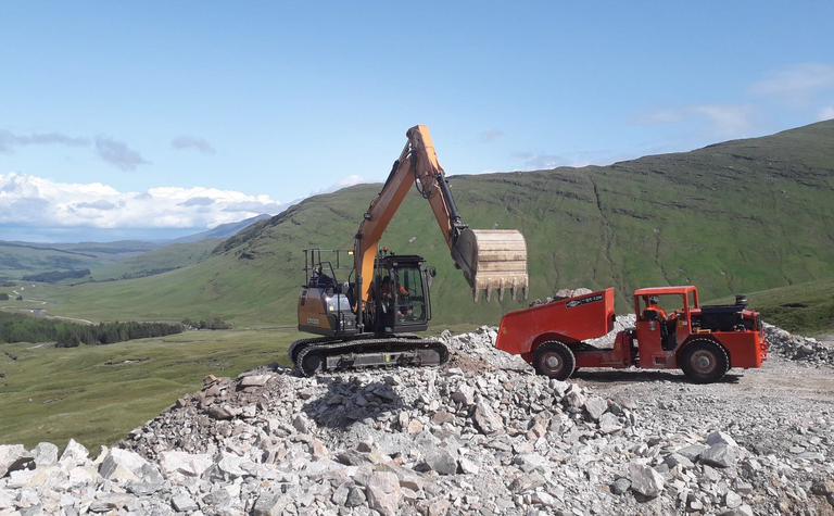 Scotgold: Cononish is 'progressing well'