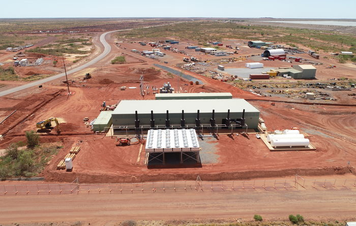 New Tanami power set-up expected to cut costs, emissions